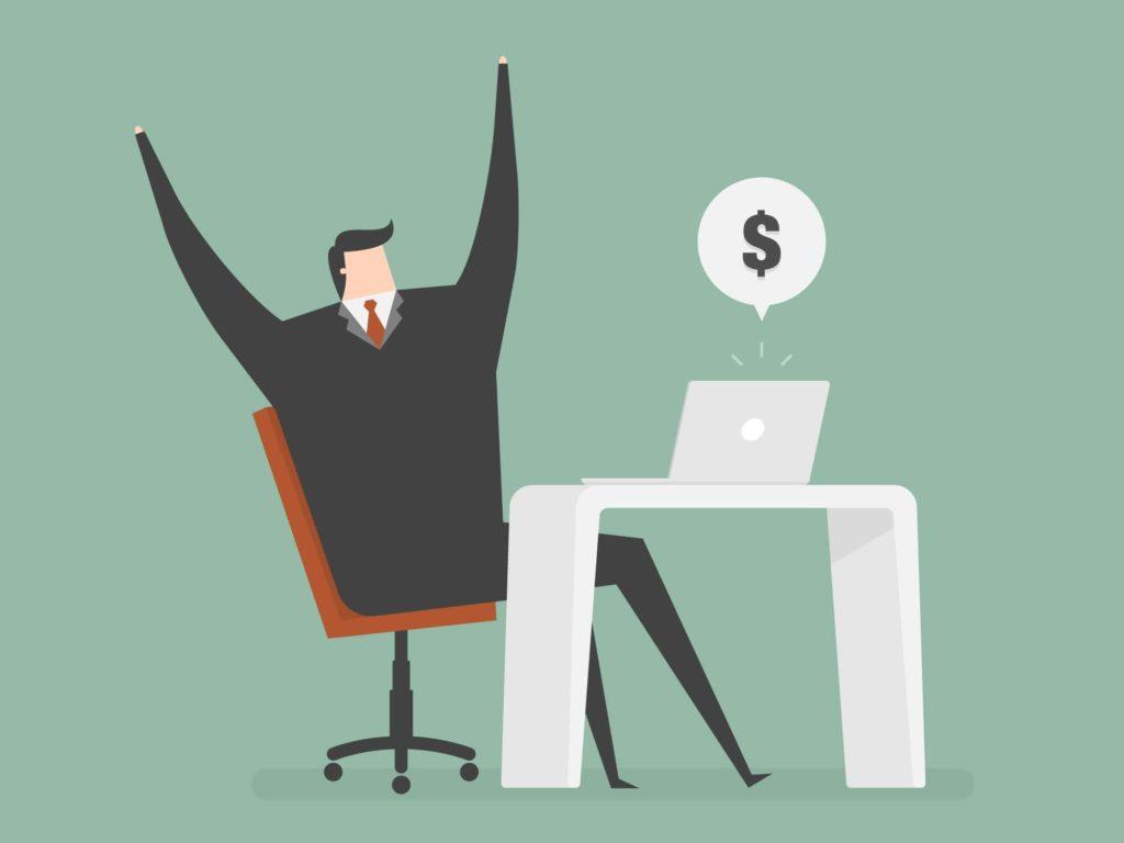 副業で収入を得た人