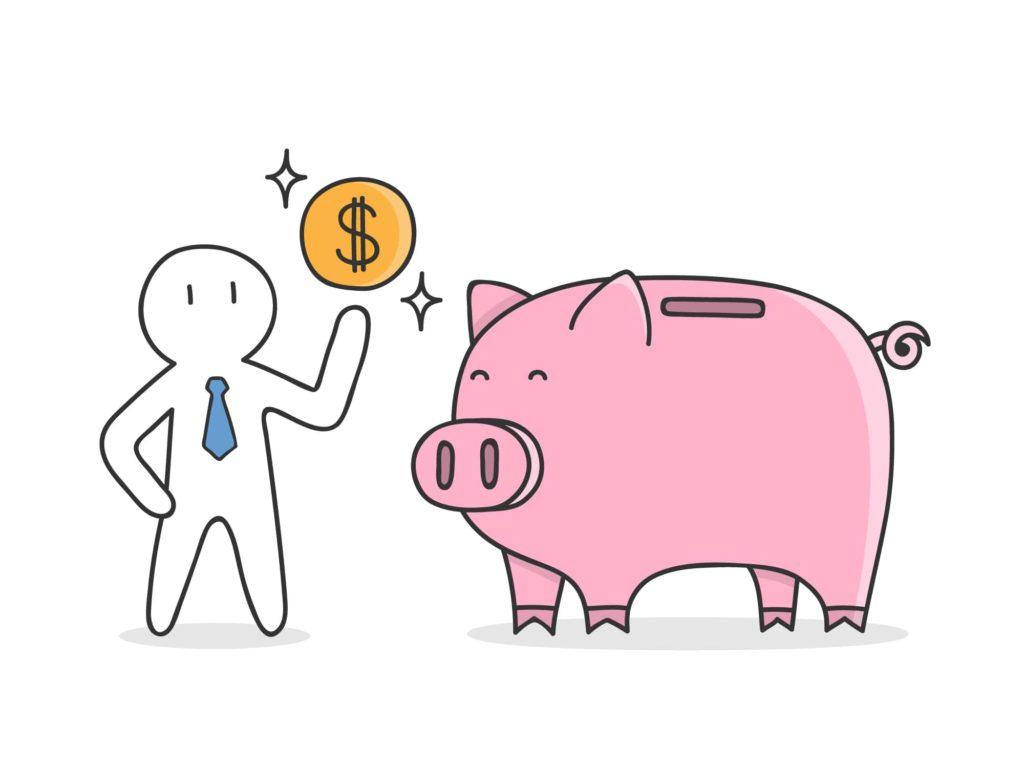 お金を失わない方法