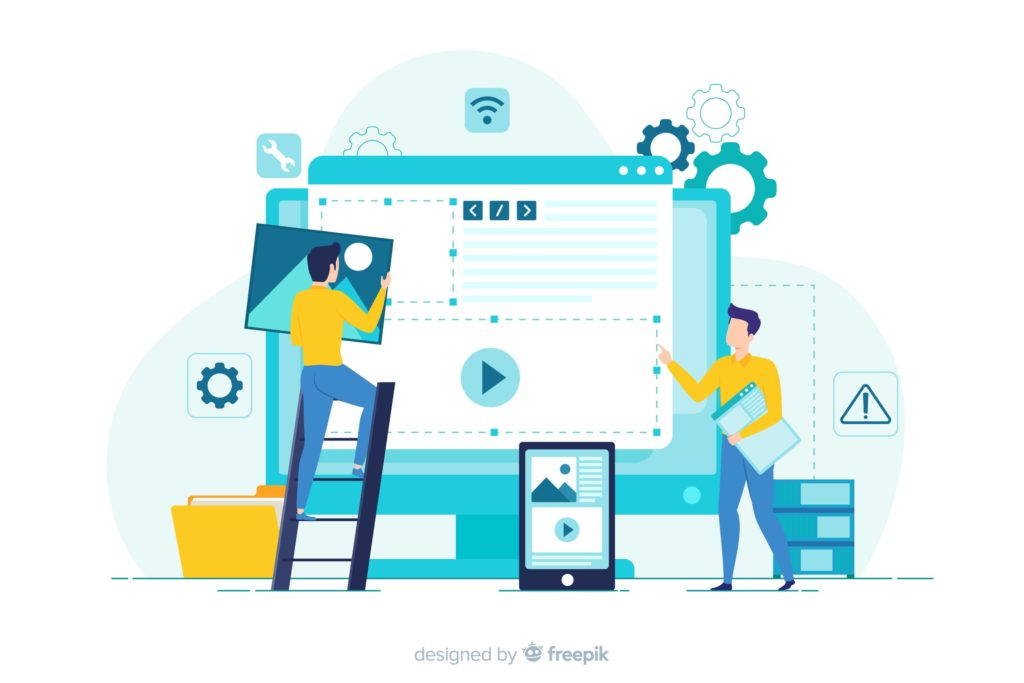 Webサイトを作る